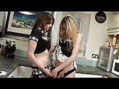 British girls Kayla Coxx & Liberty