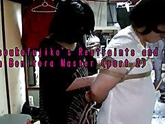 Jyosoukofujiko's restraints and whip with Benitora Master 2