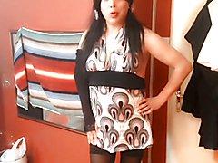 ankara travesti prensesela 0539 718 35 39  - clip # 058