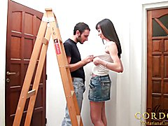 How to get your house painted for free. With Mariana Cordoba