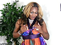 Chasidy likes to get her way and she does not care if you are not into yummy big ebony girls...