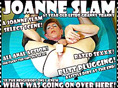 JOANNE SLAM - A SELECT SCENE - BUTT PLUGGING
