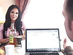 Chanel Santini gives Will Havoc the inspiration he needs to finish his novel, and takes all ...