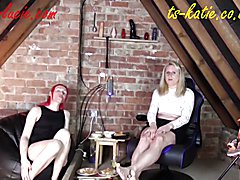 Step into the lives of Katie and Lucie as they talk about their hobbies and other work they ...