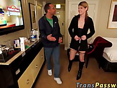 Amy Daly hits up Ramon to see what's going down. No need for chit chatting though; this girl...