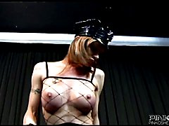 PINKO SHEMALES Shemale with Big Tits  - clip # 05
