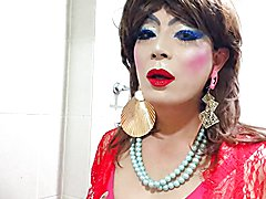 sissy girl sexy makeup