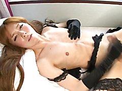 Shesmale Japan compilation cums.....