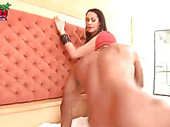 Rabeche Rayale Fucks Black Dicks