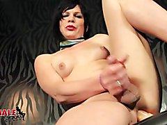 Gina Hart Cums For You