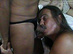 Jamie loves to Deep Throat sissy T-Girl cock! Watch here as Jamie takes Michelle's prick in ...