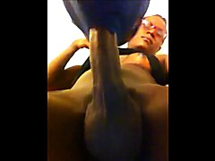 A DIFFERENT REGULAR BUDDY IS SUCKING MY SHEMALE MANPUSSY NICE AND GENTLE YOU CAN SEE MY HORM...