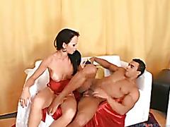Carla NOVAES and BF Fuck Each Other Bareback