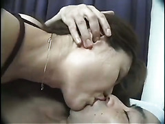 Asian kinky shemale likes playing games.
