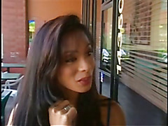 !Lusty busty tranny and girl get fucked